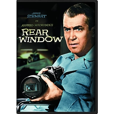 Rear Window (DVD) 2012