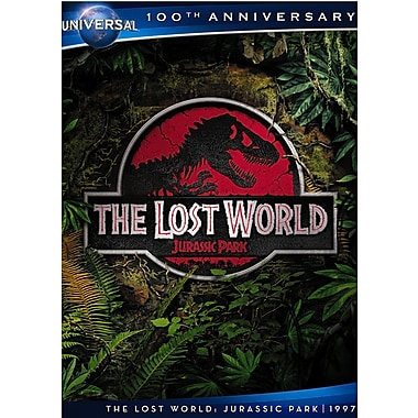 The Lost World: Jurassic Park (DVD + copie numérique)