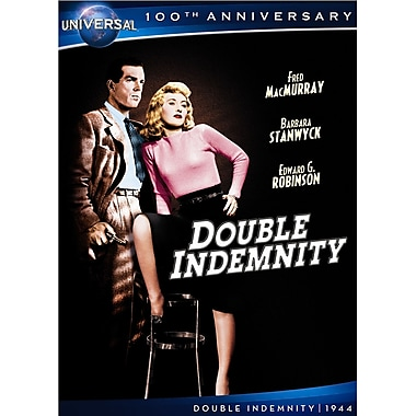 Double Indemnity (DVD + Digital Copy)