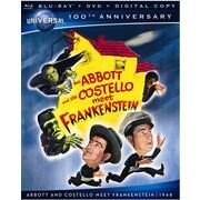 Abbott and Costello Meet Frankenstein (Blu-Ray + DVD + copie numérique)