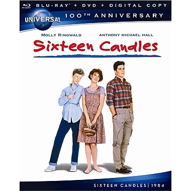 Sixteen Candles (Blu-Ray + DVD + copie numérique)