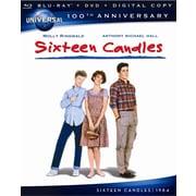 Sixteen Candles (Blu-Ray + DVD + Digital Copy)