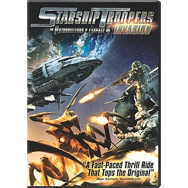 Starship Troopers: Invasion (DVD)