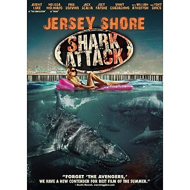 Jersey Shore Shark Attack (DVD)
