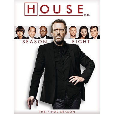 House Season 8 (DVD)