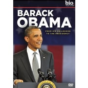 Biography - Barack Obama - From His Childhood to the Presidency (DVD)