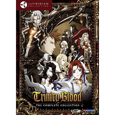 Trinity Blood - Complete Series - Classic (DVD)