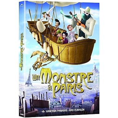 A Monster In Paris (Ws) (DVD)