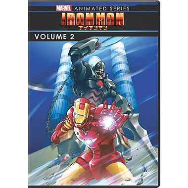 Marvel Iron Man: Animated Series - Volume 2 (DVD)