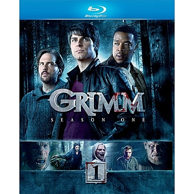 Grimm: Season One (Blu-Ray)