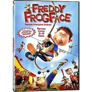 Freddy Frogface - Bilingual (DVD)