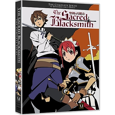 Sacred Blacksmith Complete Series (DVD)