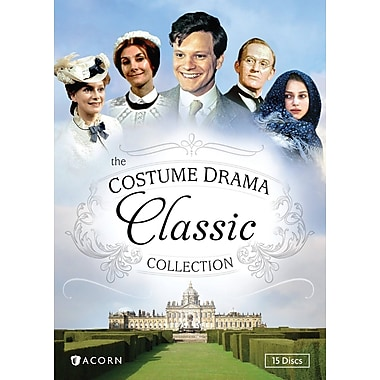 The Costume Drama Classic Collection (DVD) 2012