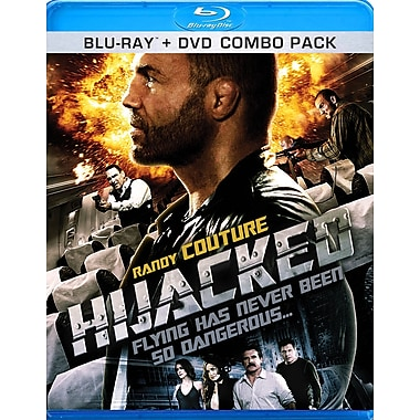 Hijacked (Blu-Ray + DVD)