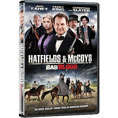 The Hatfields and McCoys: Bad Blood (DVD)