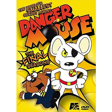 DangerMouse: The Final Seasons (DVD)