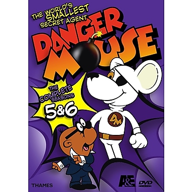 DangerMouse: Seasons 5 and 6 (DVD)