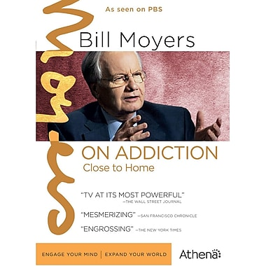 Bill Moyers on Addiction - Close to Home (DVD)