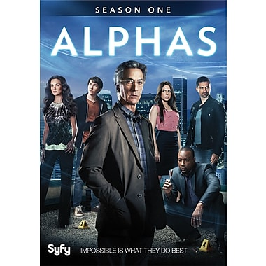 Alphas: Season 1 (DVD)