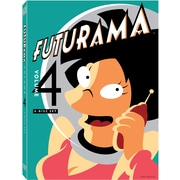 Futurama: Volume 4 (DVD)