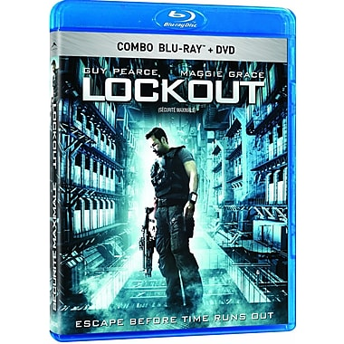 Lockout (Blu-Ray + DVD)