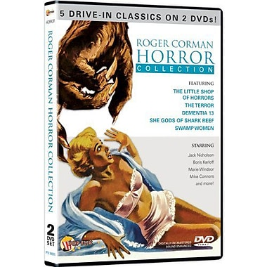 Roger Corman Horror Collection (DVD)
