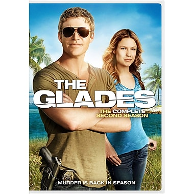 The Glades: Season 2 (DVD)