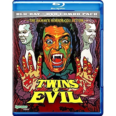 Twins of Evil (Blu-Ray + DVD)