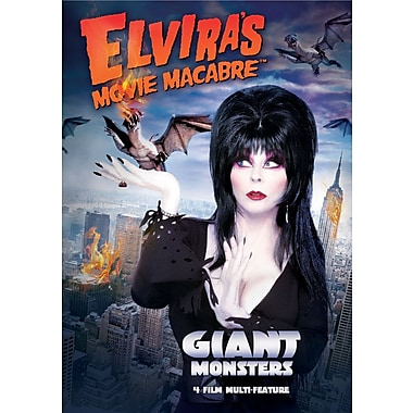 Elvira's Movie Macabre - Giant Monsters Multi-Feature (DVD)