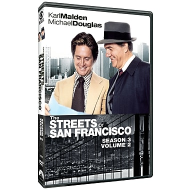 Streets of San Francisco: Season Three, Volume Two (DVD)