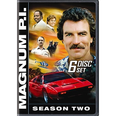 Magnum P.I.: Season Two (DVD)