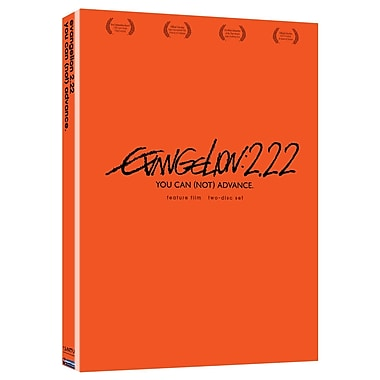 Evangelion: 2.22: You Can [Not] Advance - Movie (DVD)