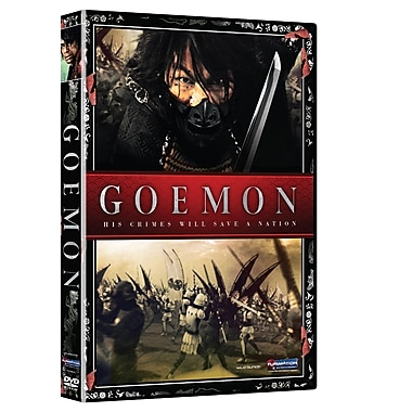 Goemon: Live Action Movie (DVD)