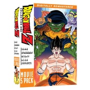 Dragon Ball Z: Movie 5 Pack (DVD)