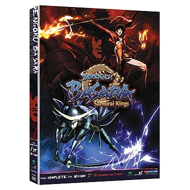 Sengoku BASARA: Samurai Kings: Complete Series (DVD)