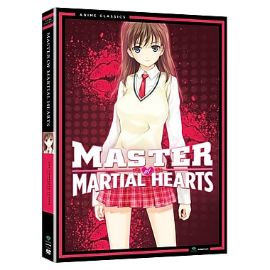 Master of Martial Hearts (DVD)