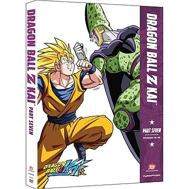 Dragon Ball Z Kai: Season 1, Part 7 (DVD)