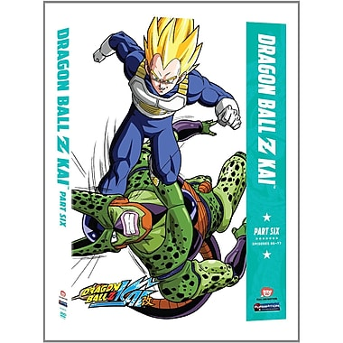 Dragon Ball Z: Kai: Part 6 (DVD)