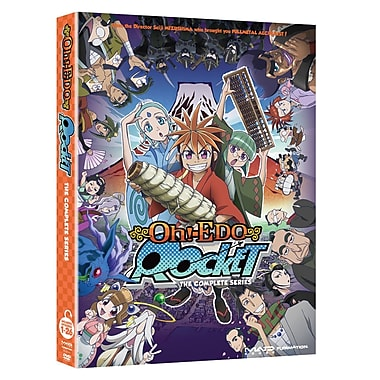 Oh! Edo Rocket: Complete Series (DVD)