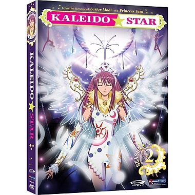 Kaleido Star: Season Two and OVAs (DVD)