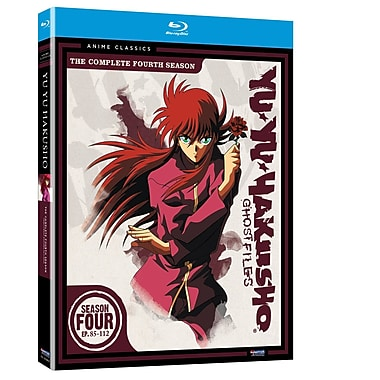 Yu Yu Hakusho: The Complete Fourth Season (DVD)