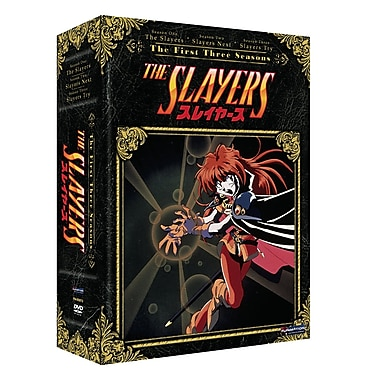 Slayers The First Three Seasons (DVD)