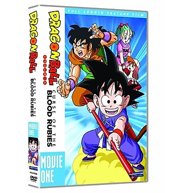 Dragon Ball : Movie One: Curse of the Blood Rubies (DVD)