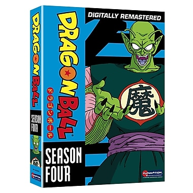 Dragon Ball: Season Four (DVD)