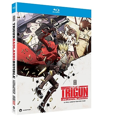 Trigun Badlands Rumble (Blu-Ray)
