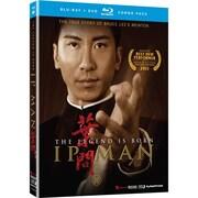 IP Man Legend Is Born (Blu-Ray + DVD)