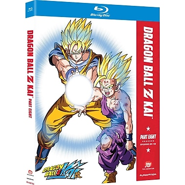 Dragon Ball Z Kai Season 1 Part 8 (Blu-Ray)