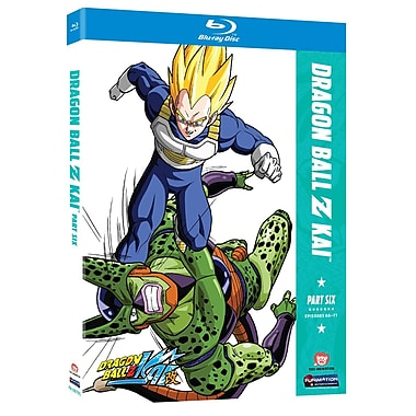 Dragon Ball Z: Kai: Part 6 (Blu-Ray)