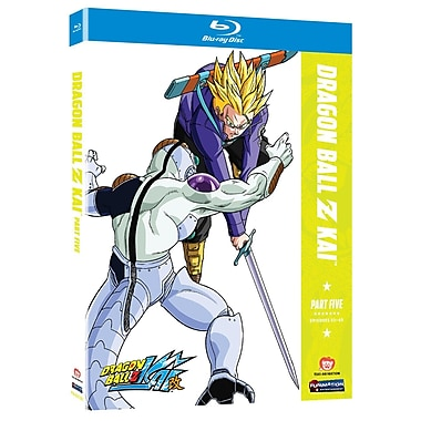 Dragon Ball Z Kai: Season One, Part Five (Blu-Ray)