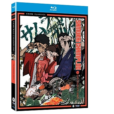 Samurai Champloo: Complete Box Set: Classic (Blu-Ray)